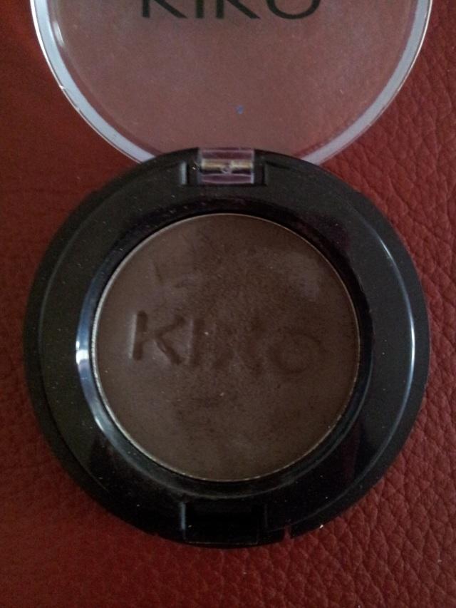 Kiko eyeshadow 120 swatch