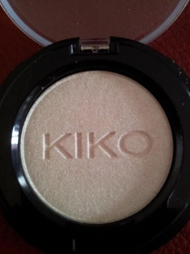 Kiko eyeshadow 168 swatch