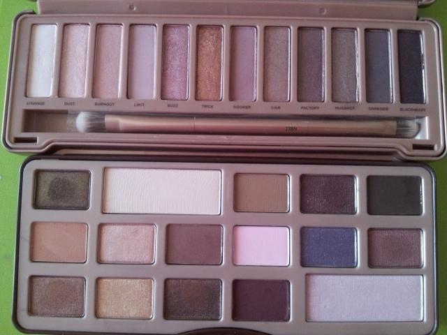Naked 3 vs Choccolate Bar