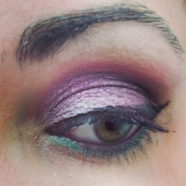 Il makeup si tinge di rosa