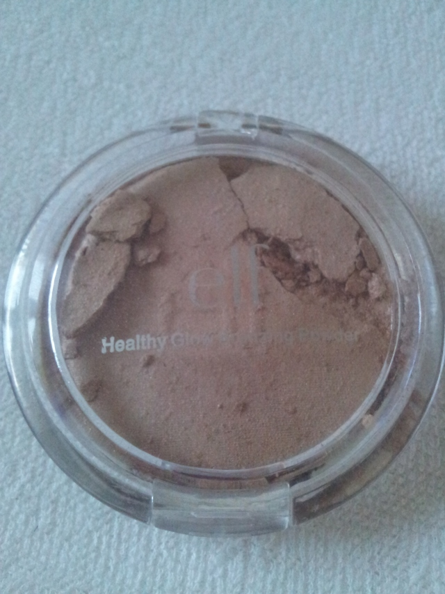 Healty Glow Bronzin Powder Elf Luminance