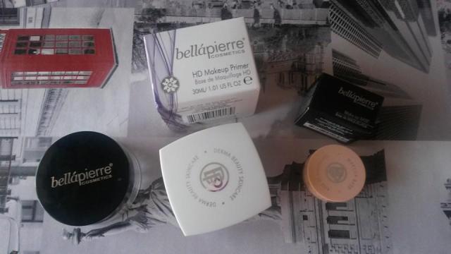 primer fondotinta base makeup minerale bellapierre cosmetics