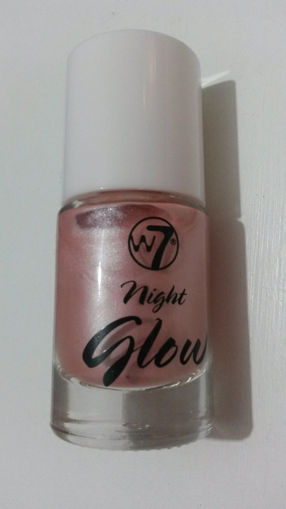 W7 night glow illuminante dupe benefit