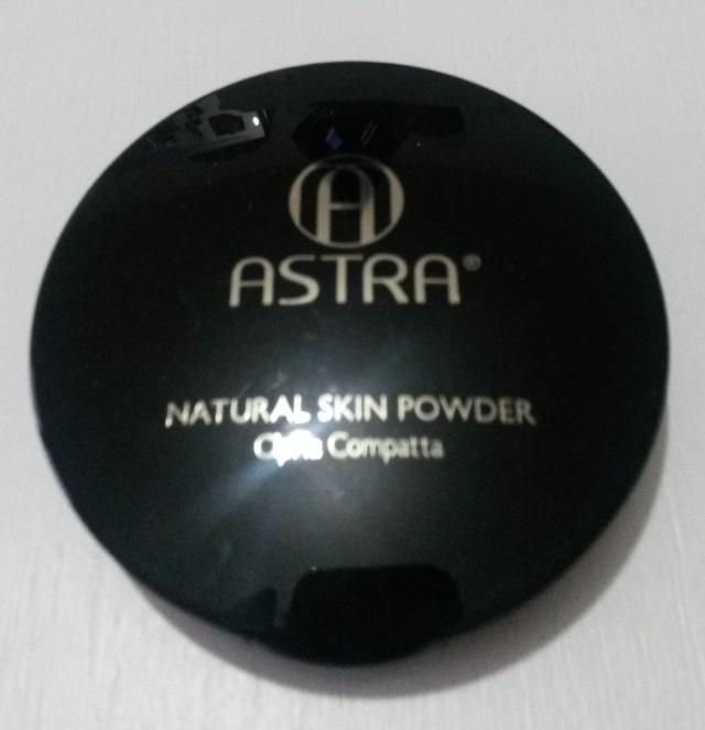 astra ciprie tonalità natural skin powder  compatta
