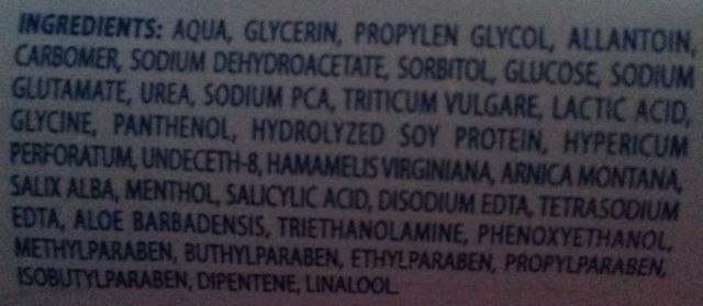 Depil Soap Cadey Gel post depilazione