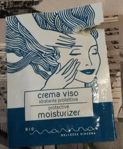 crema viso nutriente biomarina