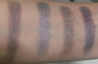 Candied Violet TF, SELFISH, Ether UD, Chimera NC Con Flash