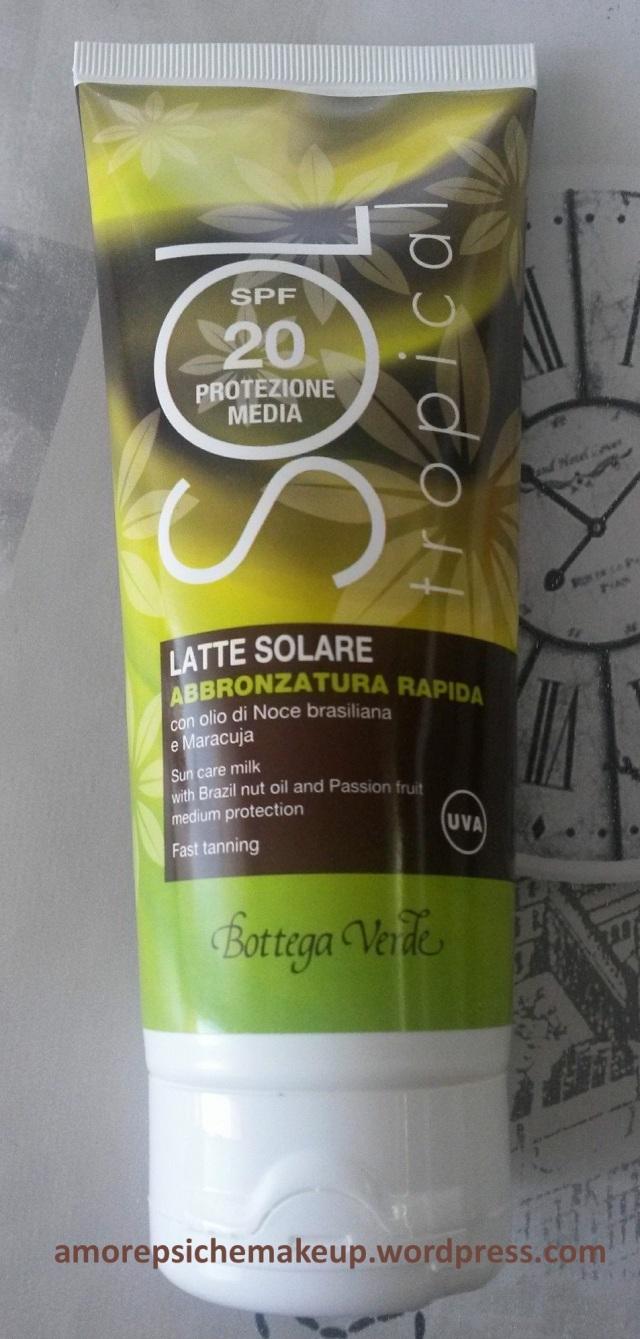solare bottega verde